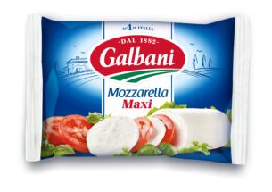 Mozzarella Maxi Galbani 250g - Galbani