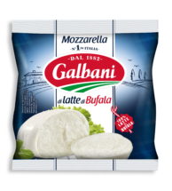 Mozzarella di latte di Bufala Galbani 125g - Galbani