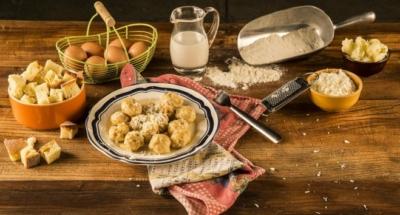 Gnocchi met brood - Galbani