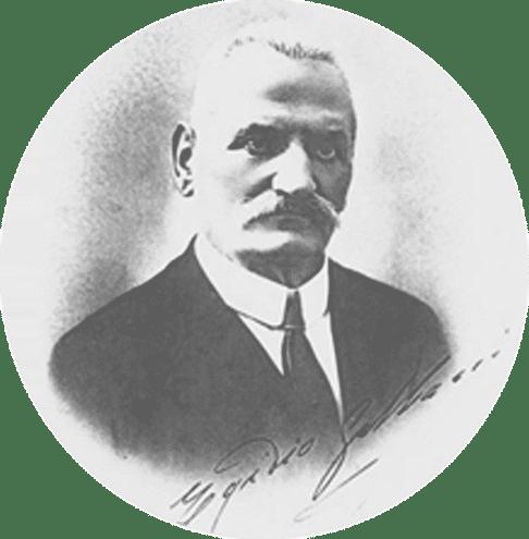 Portret van Egidio Galbani