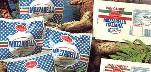 Mozzarella Santa Lucia