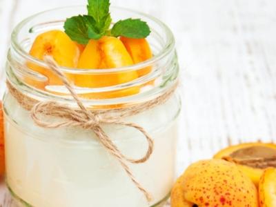 Abricot à la crème de Ricotta - Galbani