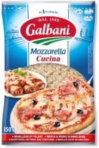 Mozzarella râpée Galbani 150g - Galbani