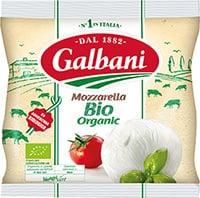 Mozzarella Bio Galbani 125g - Galbani