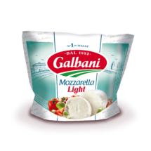 Mozzarella Light Galbani 125g - Galbani