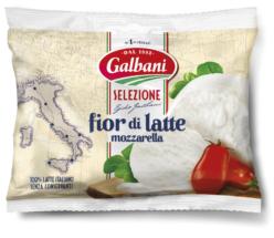 Mozzarella Fior di Latte Galbani 180g - Galbani