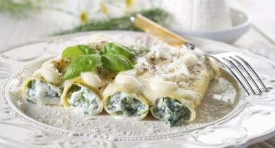 Cannelloni met vier kazen - Galbani