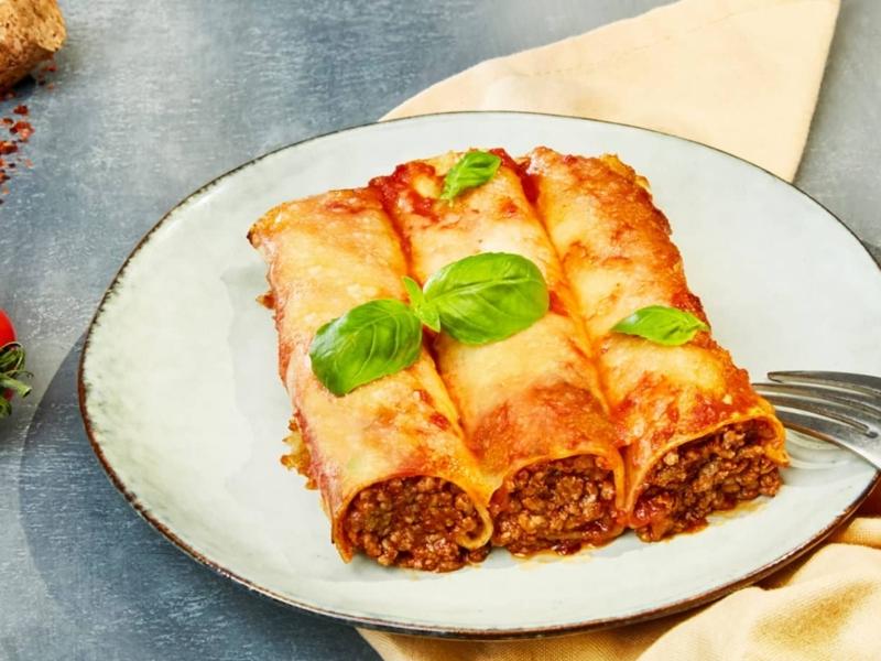 Cannelloni met vlees - Galbani