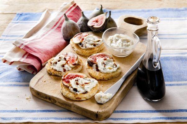 Gorgonzola, vijgen en Balsamico-azijn - Galbani