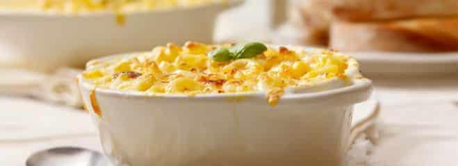Pâtes aux quatre fromages - Galbani