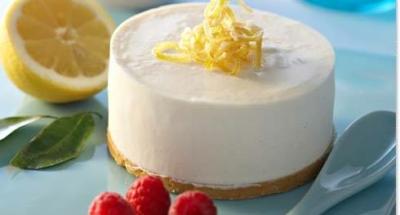 Cheesecake met Citroen en Ricotta - Galbani